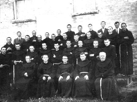 Franciscan Fraternity, 1910, Pulaski, WI