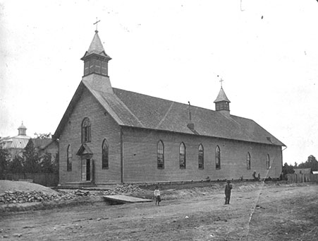 First parish Church Pulaski, Wisconsin