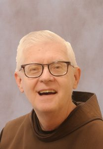 Fr. Warren Rector, OFM, Sisters Chaplain