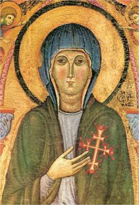 St. Claire of Assisi