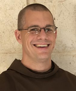Fr. Jason Welle, OFM
